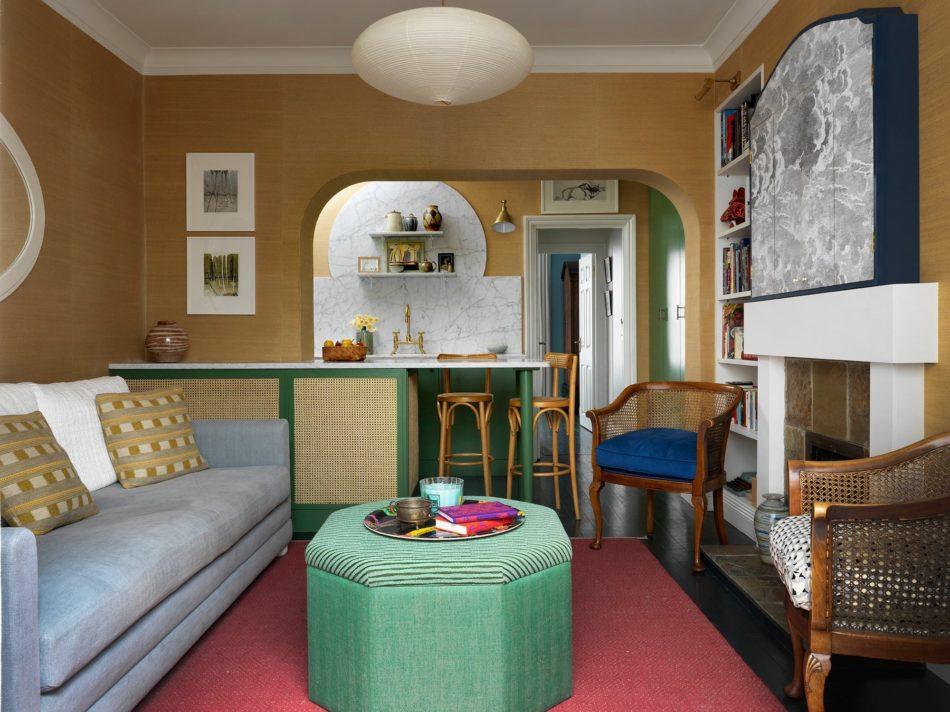 Beata Heuman Living Room