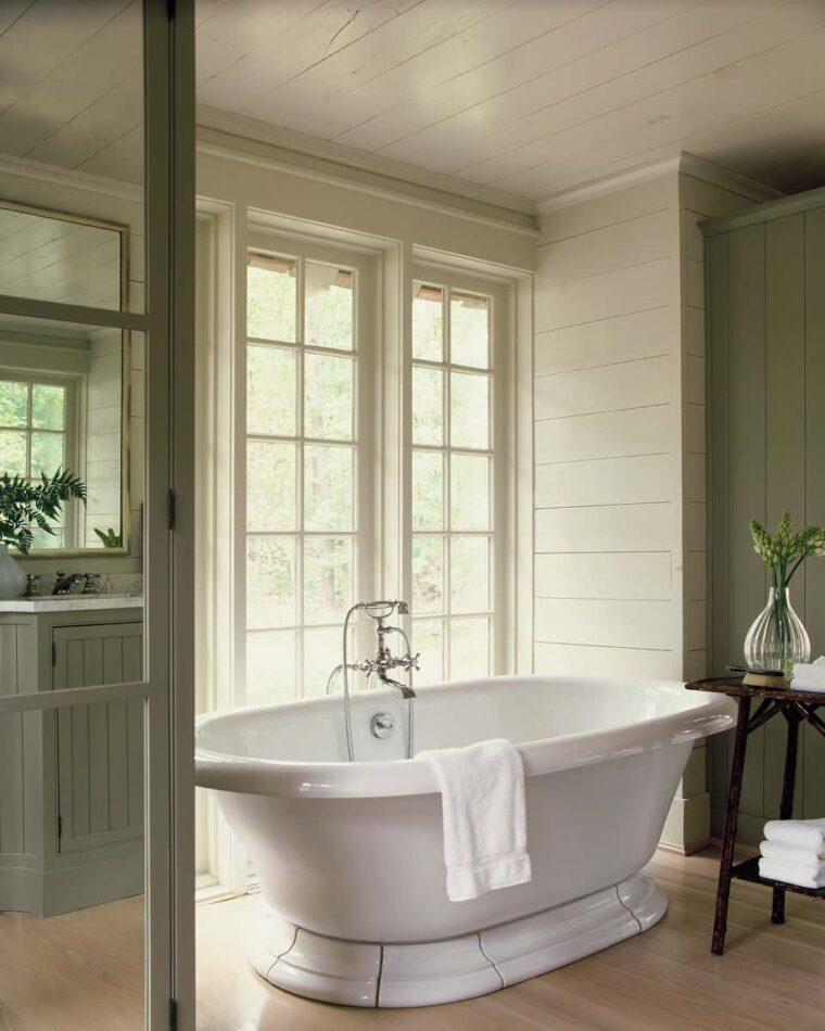 Andrew Brown-designed bathroom