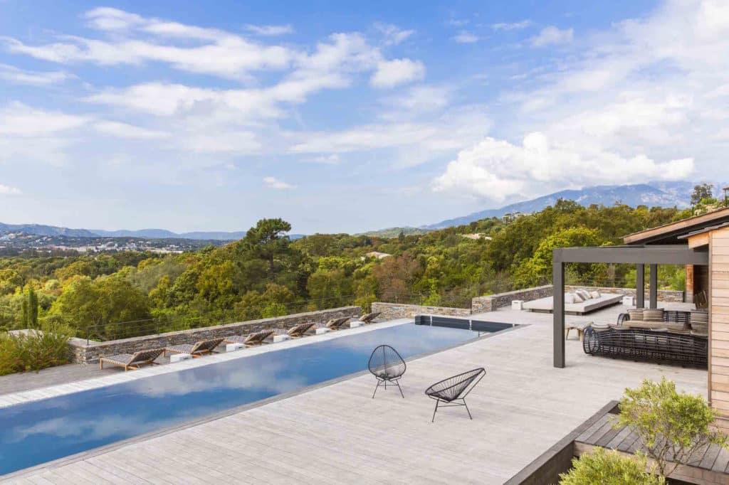 A Contemporary Haven in Corsica designed by Jean-Louis Deniot