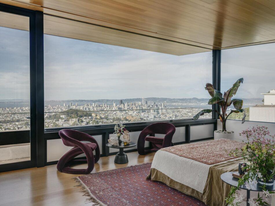 Sean Leffers' San Francisco minimalist bedroom