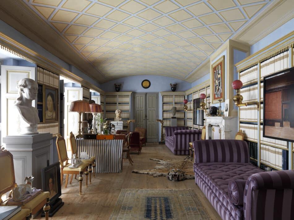 Massimo Listri's Florence apartment