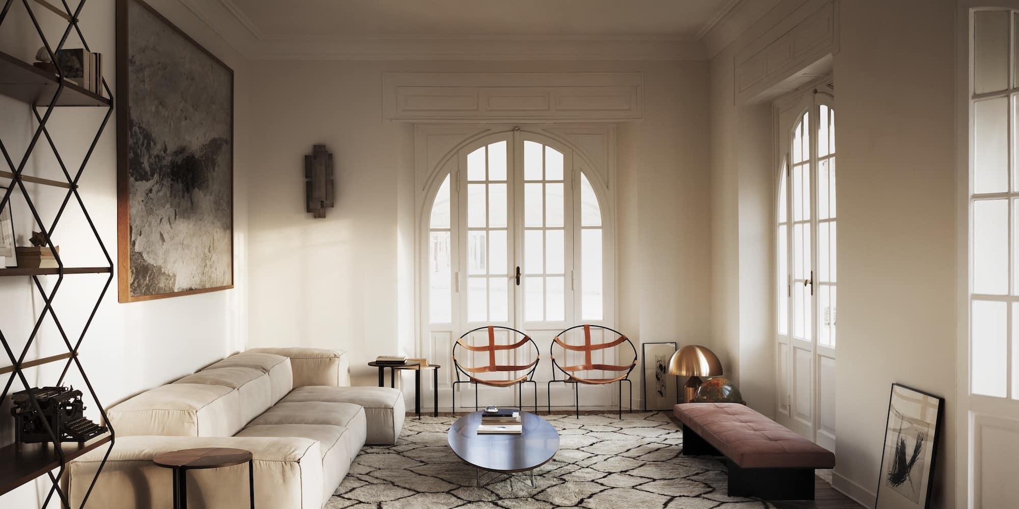 24 Majestic Italian Interiors The Study