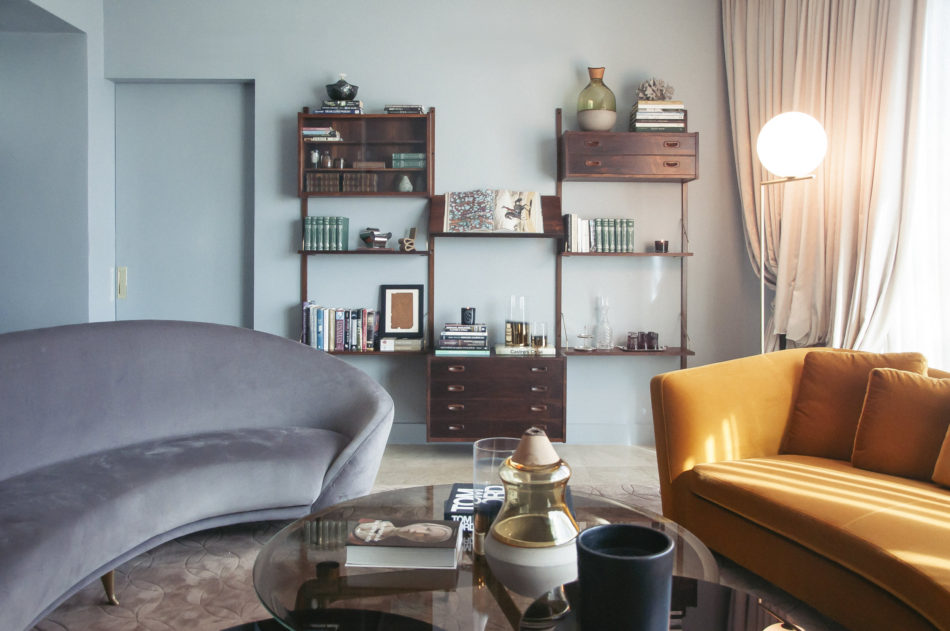Dominican Republic living room by Desiree Casoni
