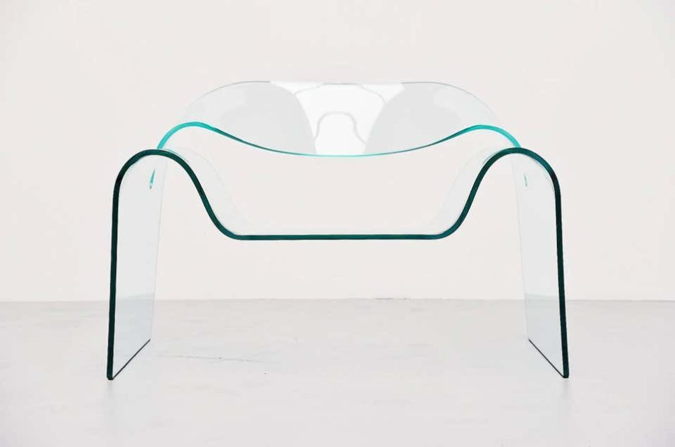 Cini Boeri Ghost chair, 1987