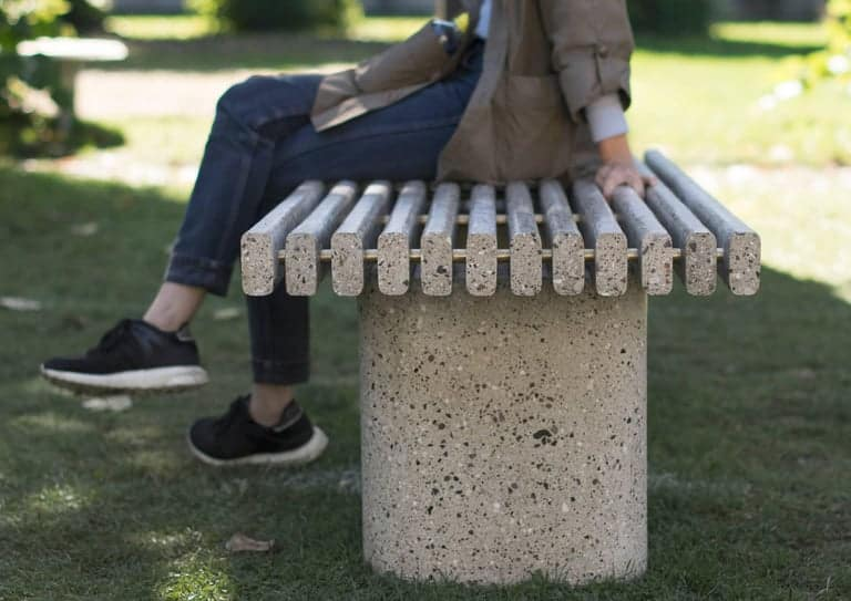 Danish Local bench by Orn Duvald