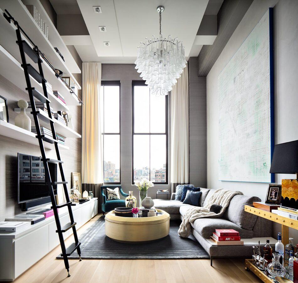 Workshop ADP Living room in New York