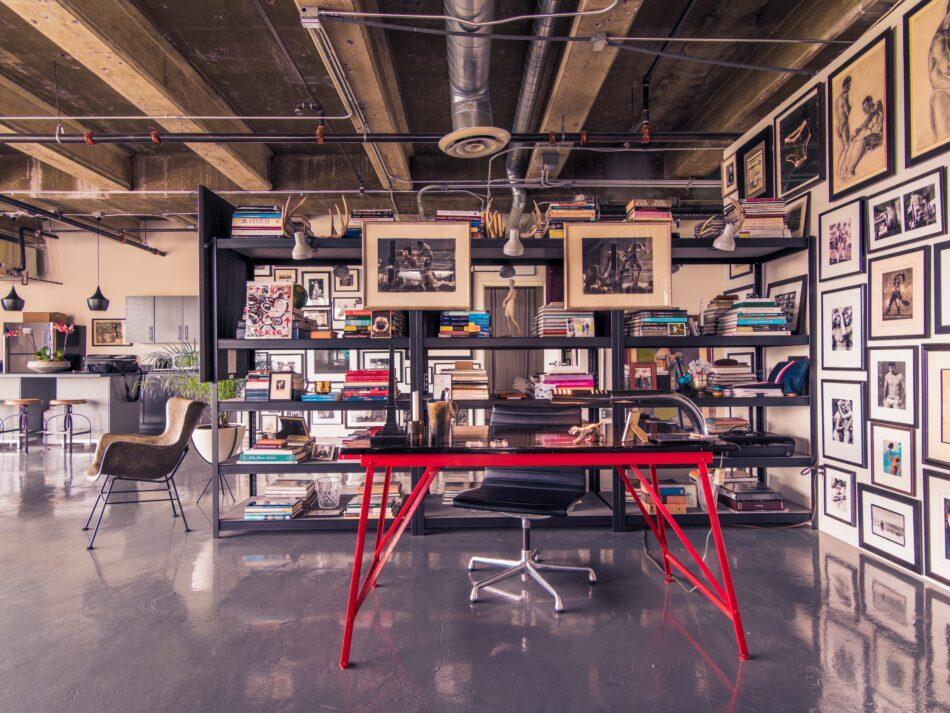 L.A. loft by Todd Yoggy