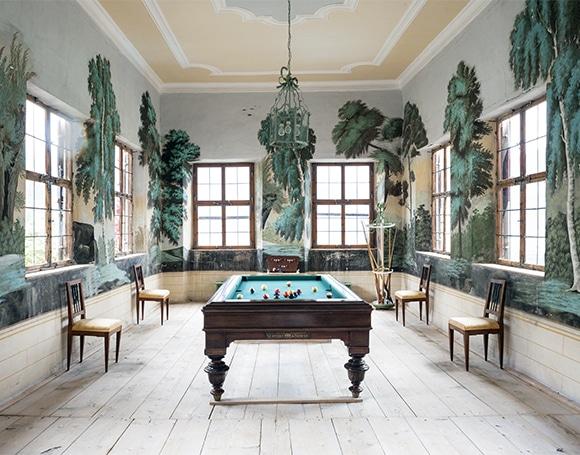 16 Interiors from Enchanting European Estates   1stdibs