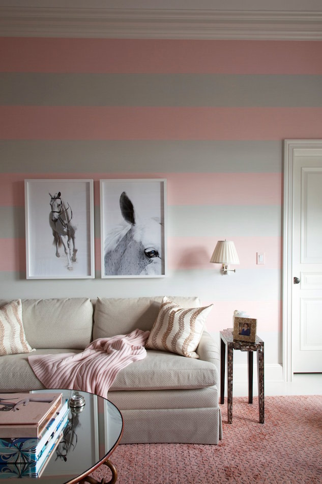 pink and gray study by Brian J. McCarthy