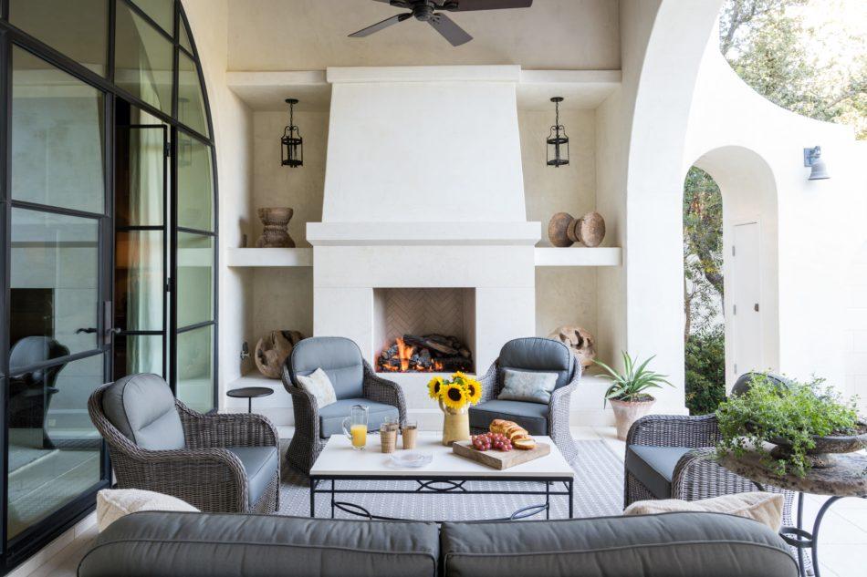Austin home by Ginger Barber