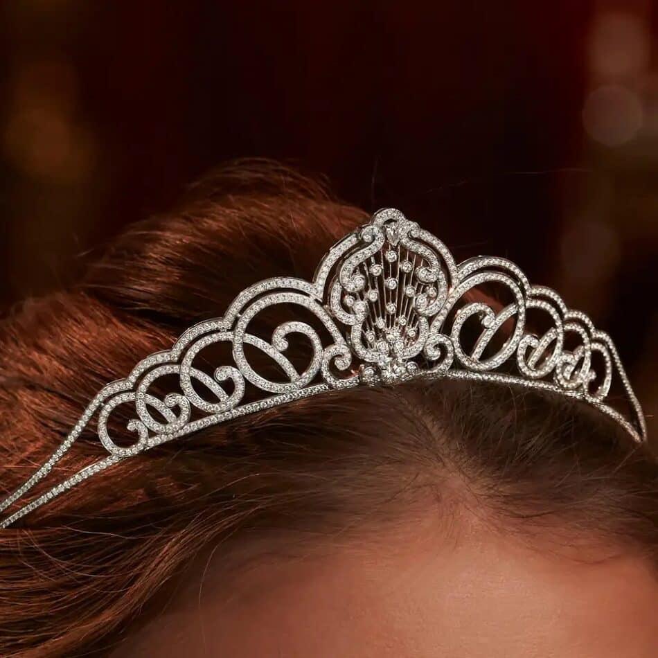 Garrard Princess Beatrice tiara, 2019