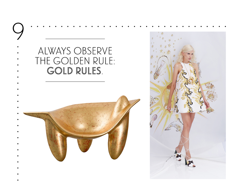 Gold Rules