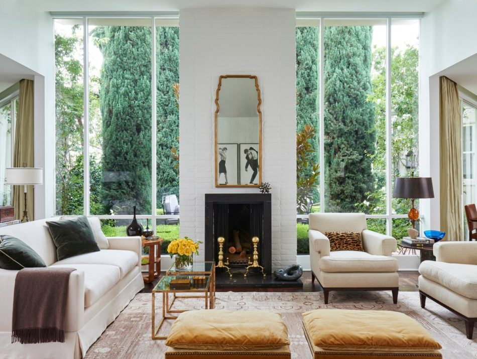 Madeline Stuart Hollywood living room