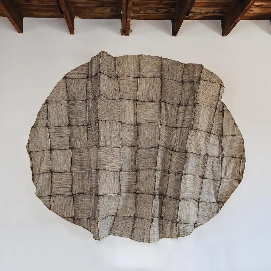 Hideho Tanaka, Vanishing and Emerging Wall, 2009