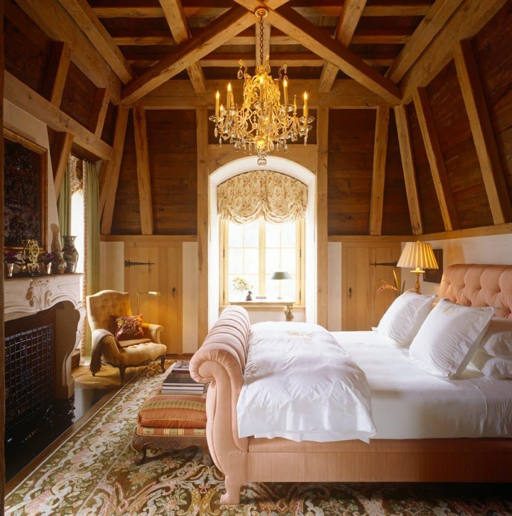 Brian J. McCarthy bedroom