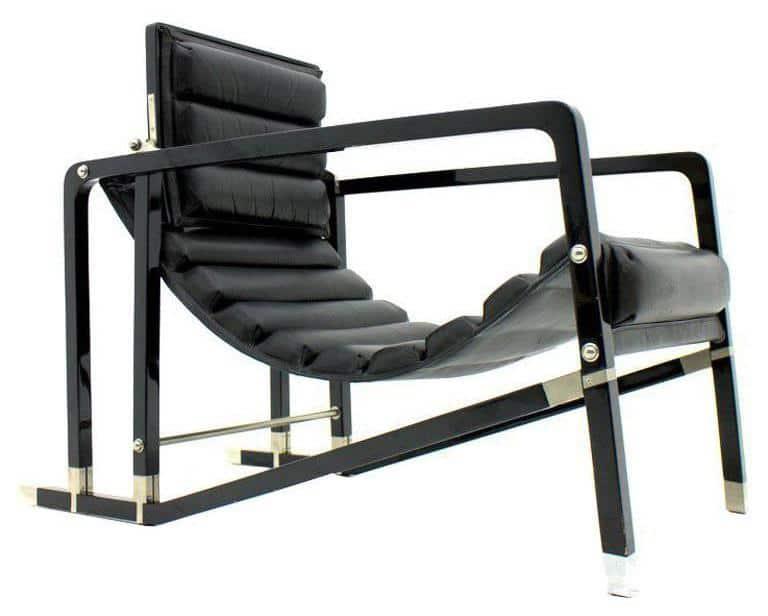 Eileen Gray Transat lounge chair