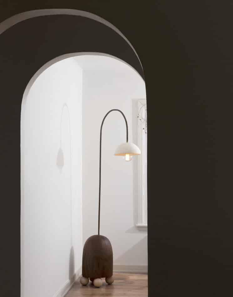 Jackrabbit Studio's Plato lamp