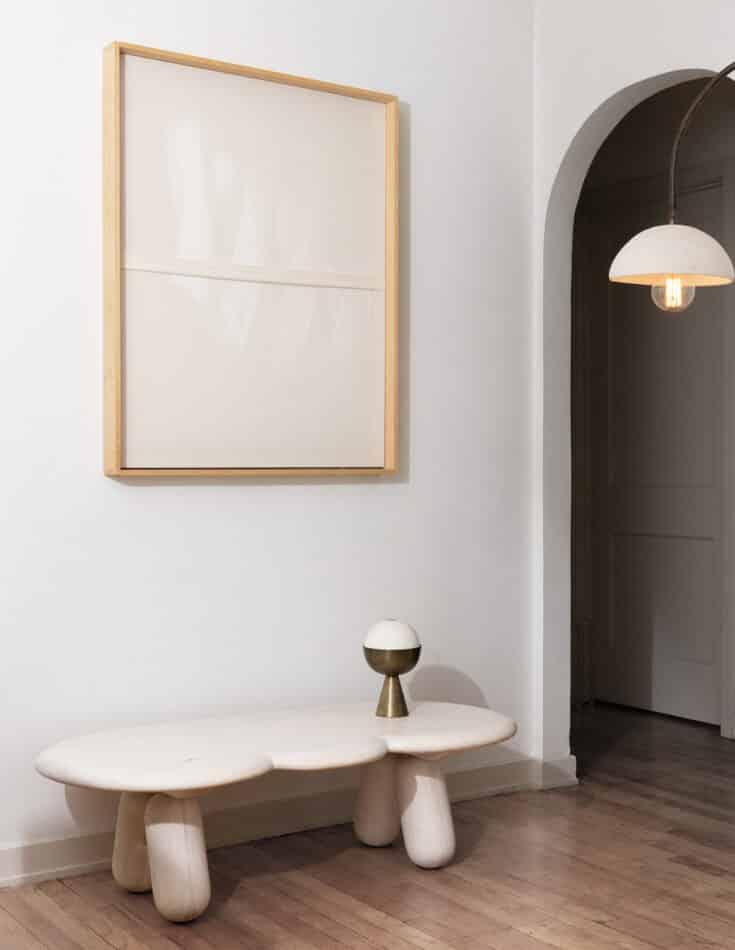 Jackrabbit Studio's Rotunda coffee table