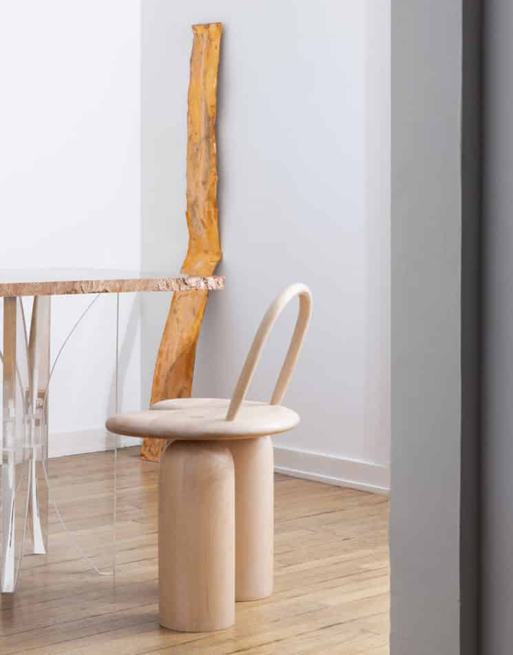 Jackrabbit Studio's Bend chair