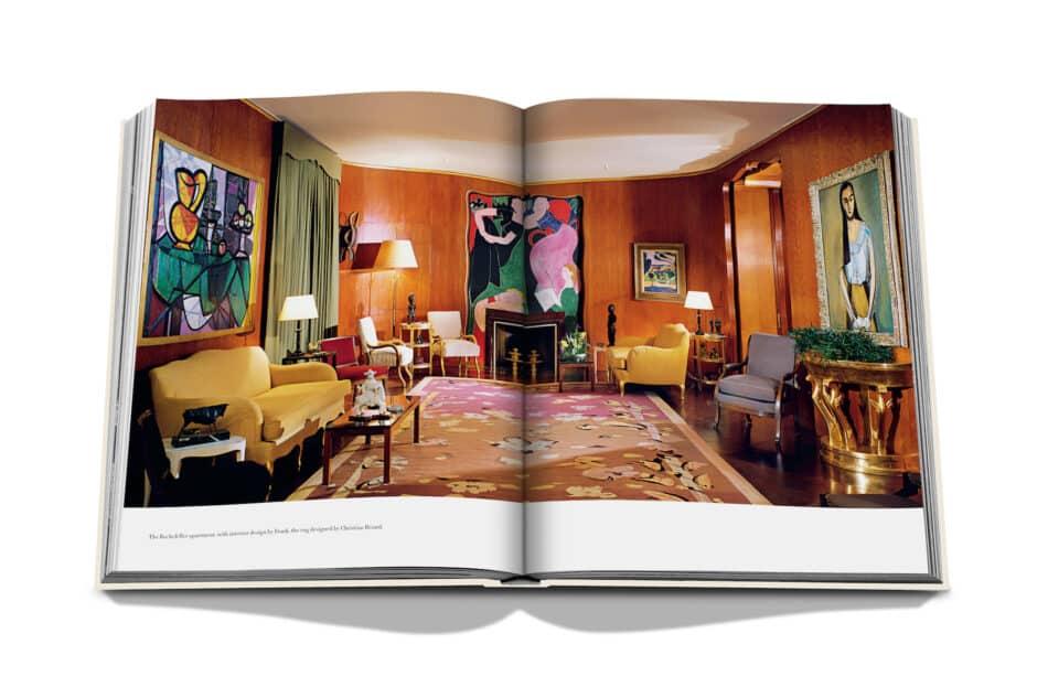Rockefeller apartment by Jean-Michel Frank