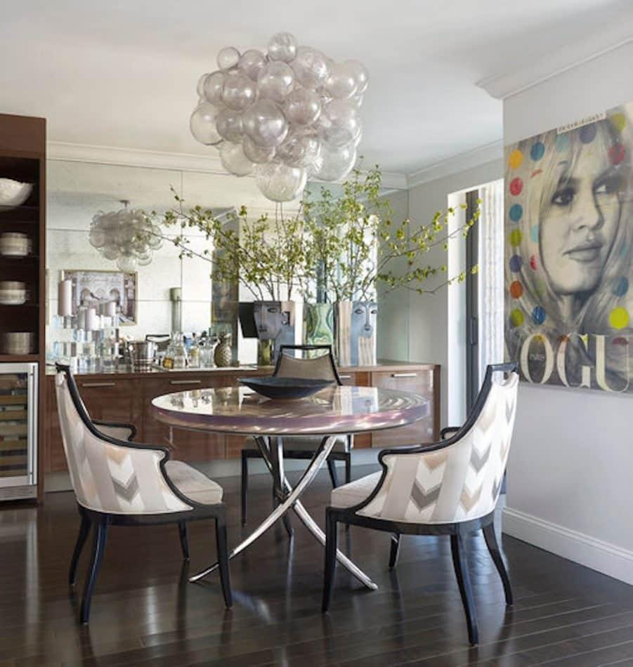 Jessica Schuster Dining Room