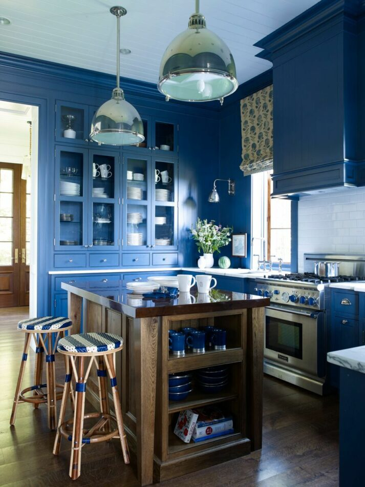 Maine house by Suzanne Kasler