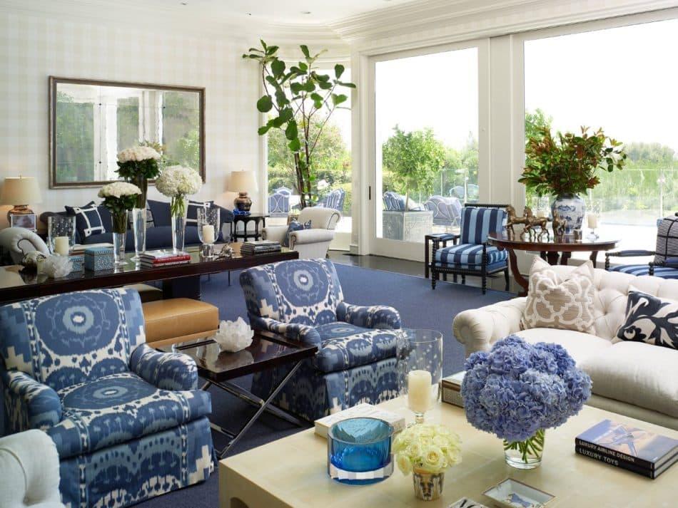 living room by Kirsten Kelli