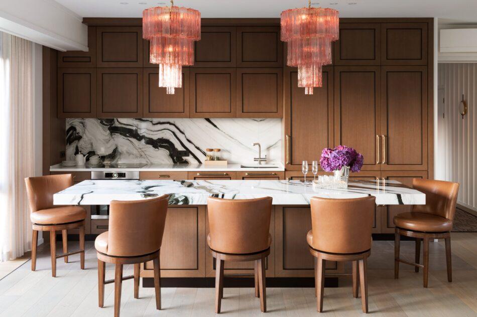 SOG Interiors dining room in Lativia