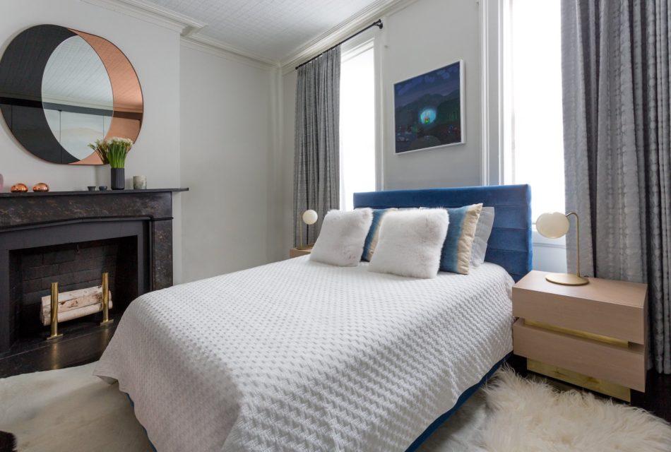 Lucy Harris Bedroom