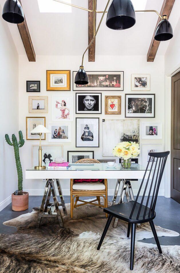 Marie Flanigan Interiors office in Studio City