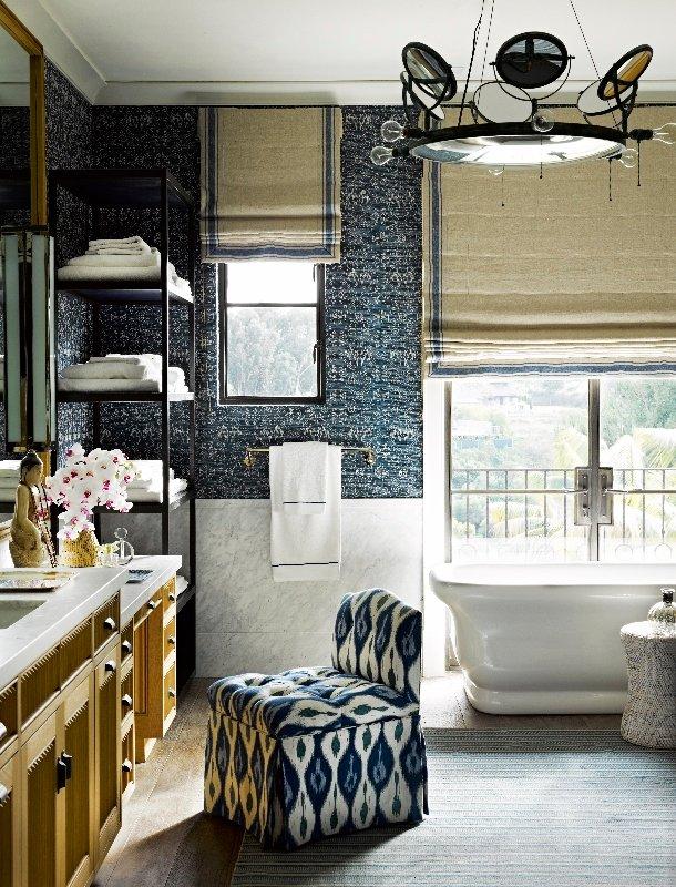 bathroom by Martyn Lawrence Bullard