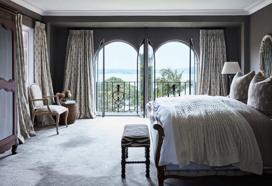 Sydney, Astralia bedroom by Studio Kate