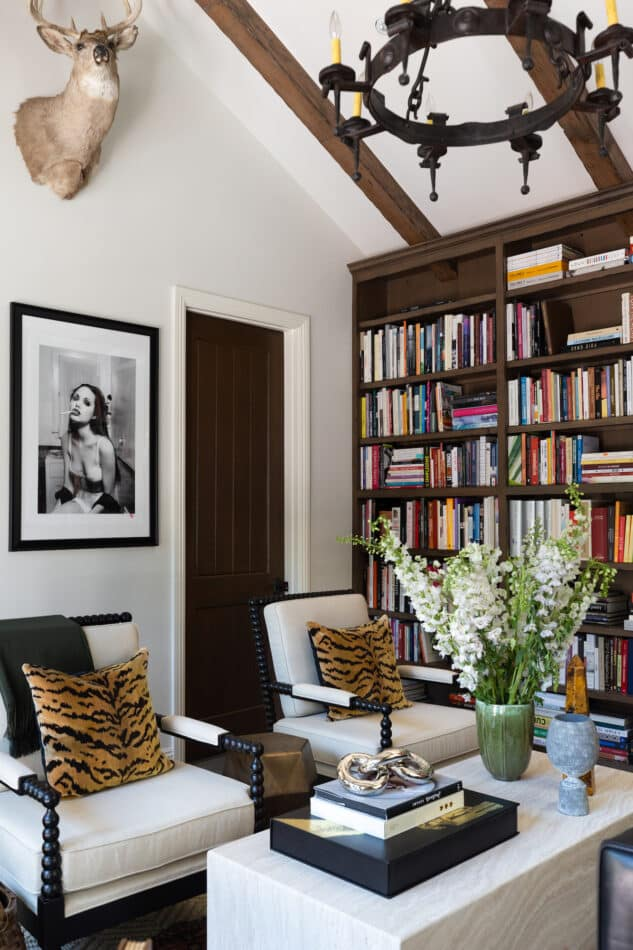 Studio City, CA living room by Marie Flanigan Interiors