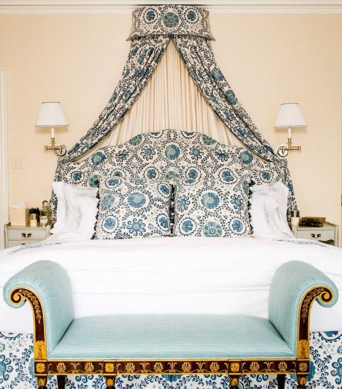 bedroom by Sara Gilbane