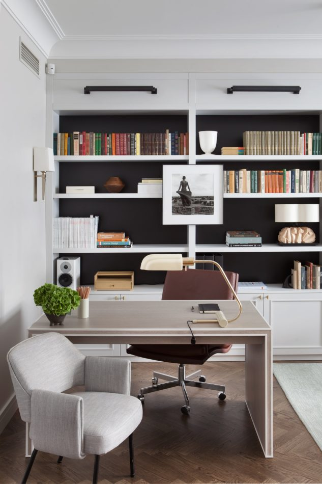 Home office by SOG Interiors in Latvia