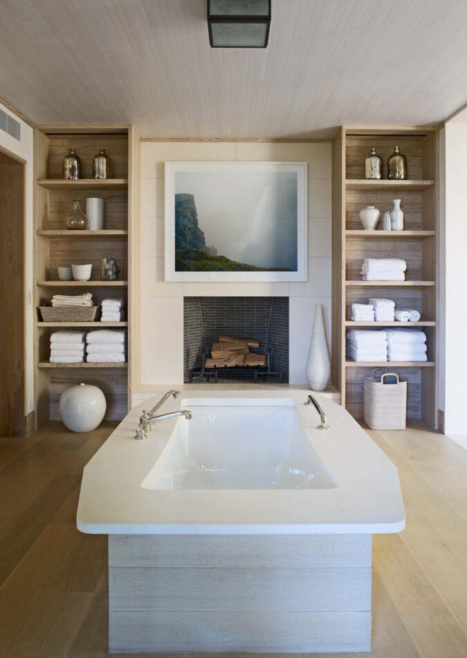 Ike Kligerman Barkley designed this New England beach house