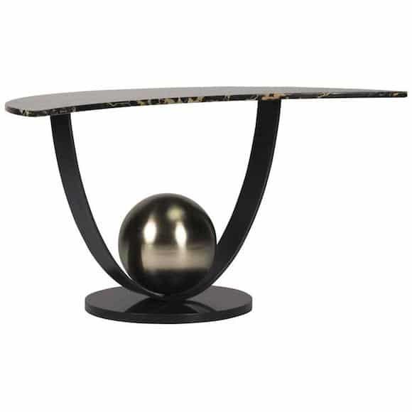 Paolo Castelli's Moon console, 2010