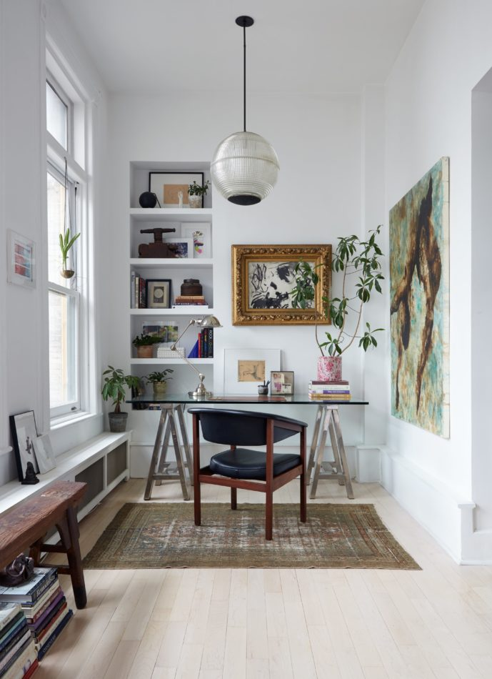 Proem Studio home office in Union Square