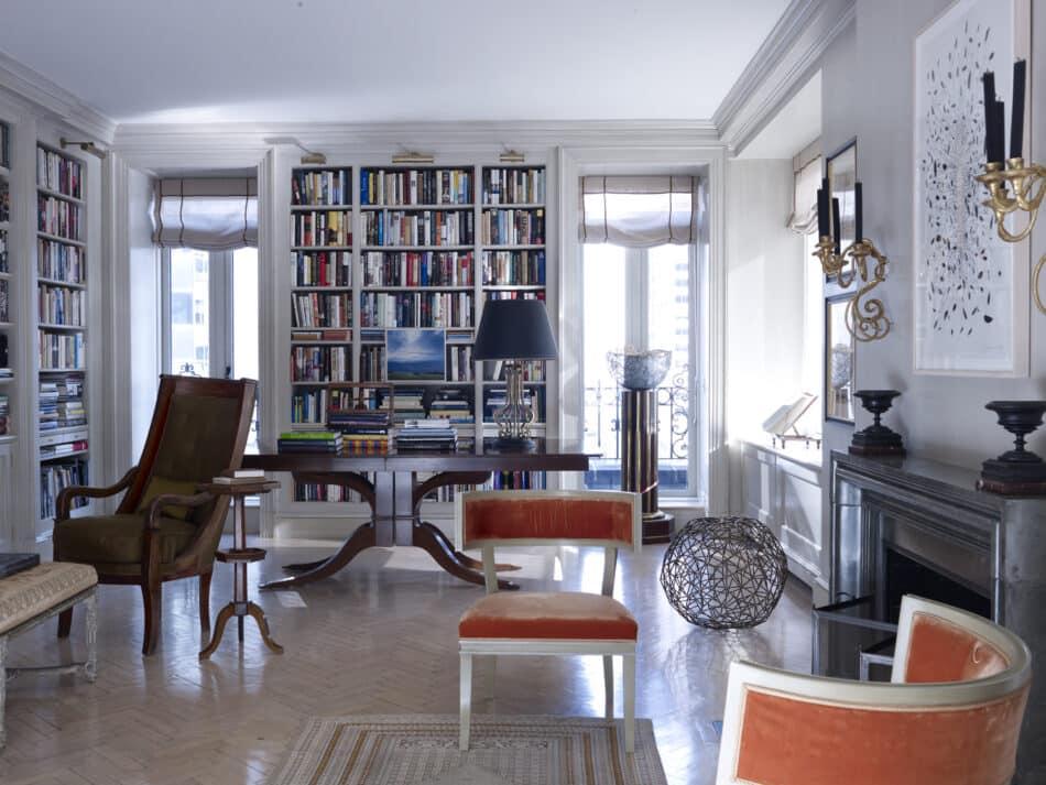 Brockschmidt & Coleman-designed library in New York