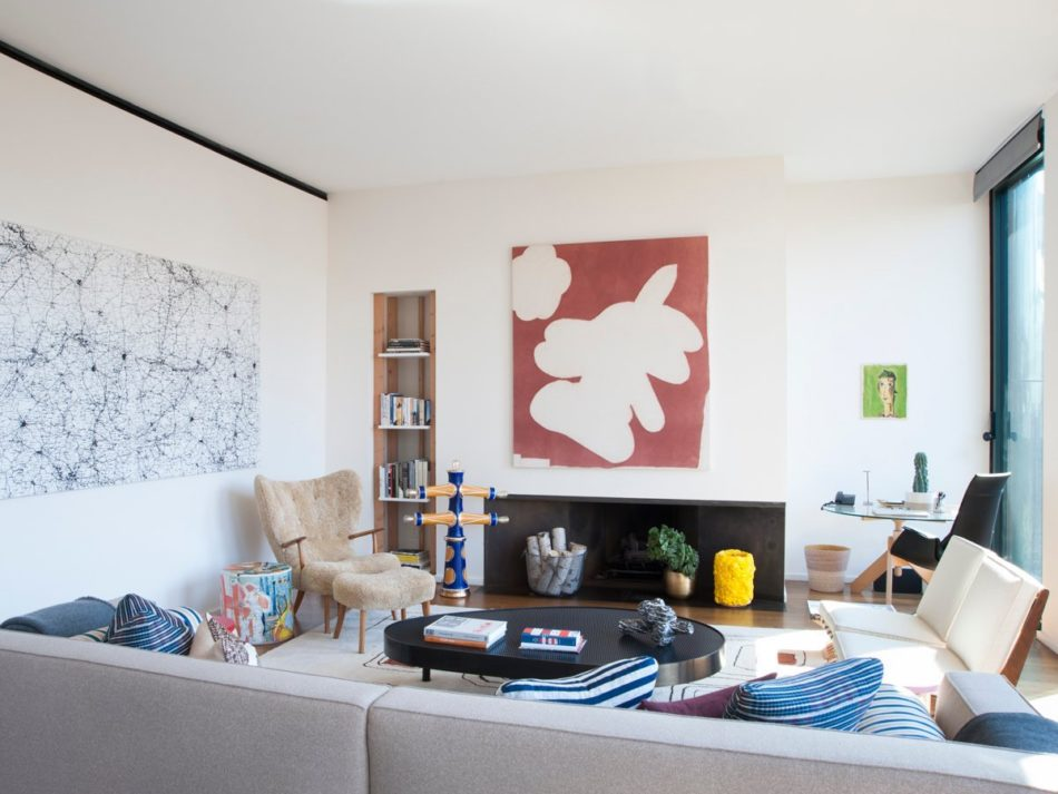 Pepe Lopez Living Room
