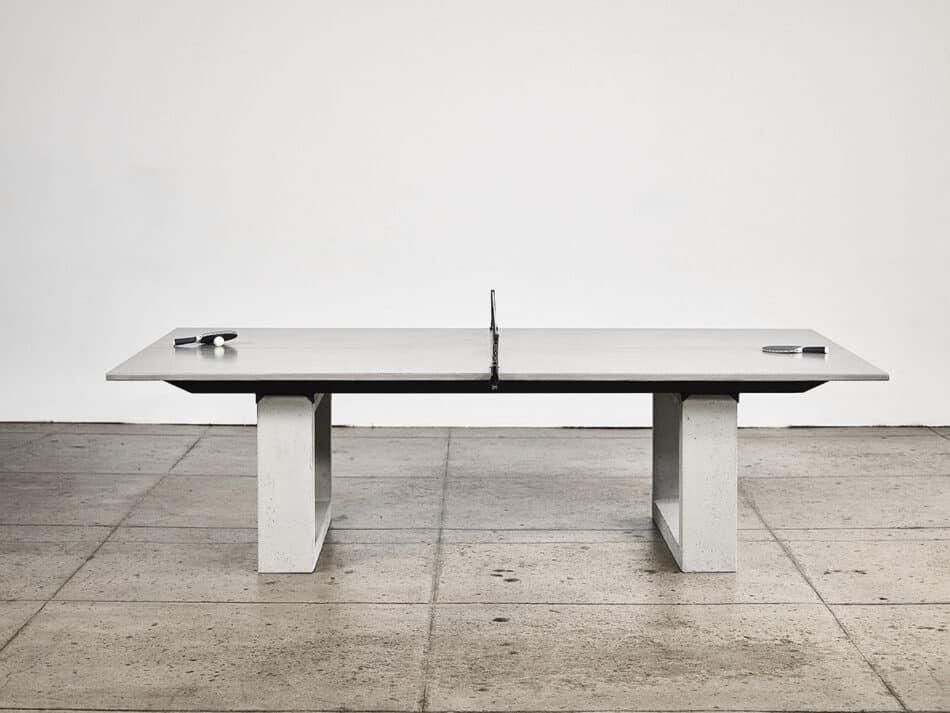 James De Wulf Concrete Table