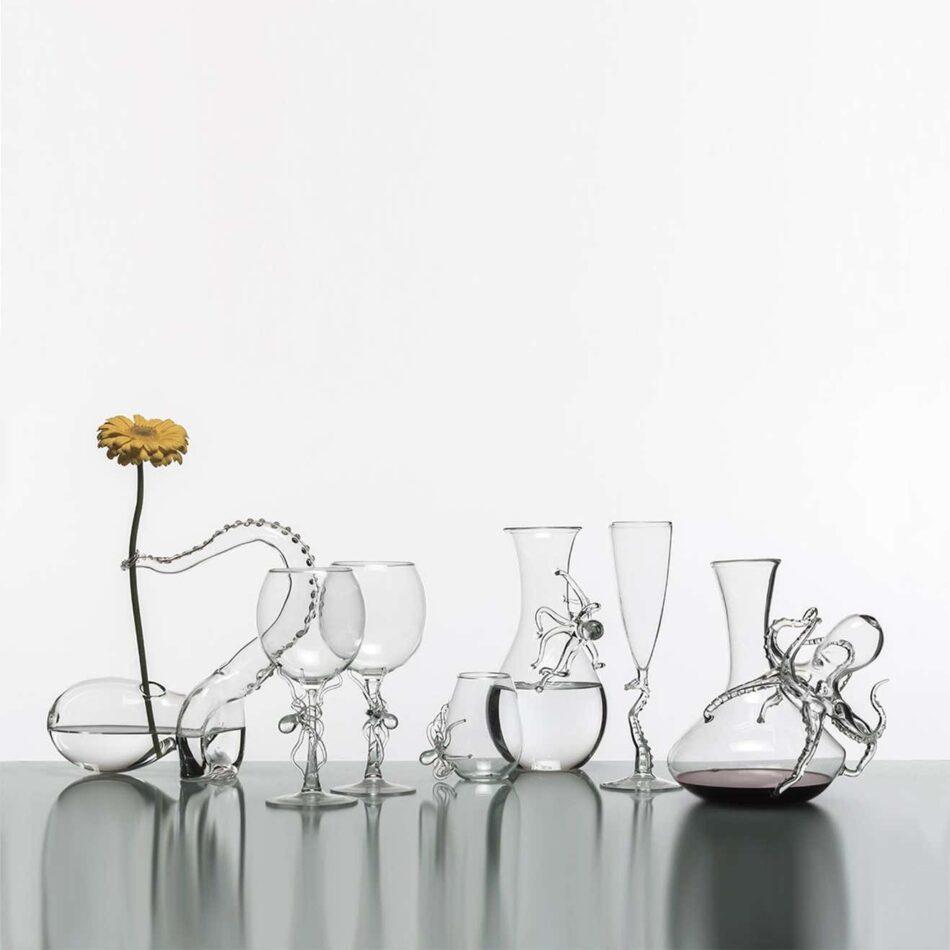 Atelier Crestani Polpo collection
