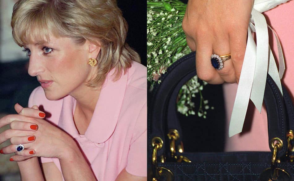 Princess Diana engagement ring