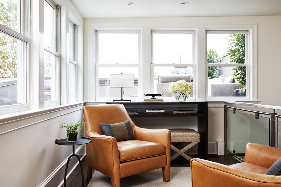 Washington DC row house by Christopher Boutier