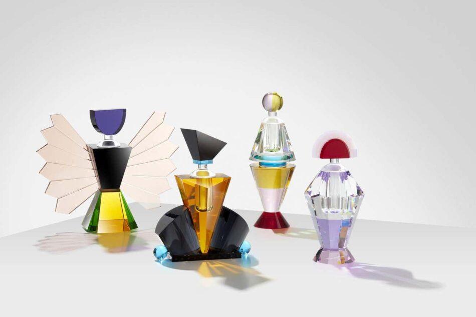 Perfume flacons by Reflections Copenhagen