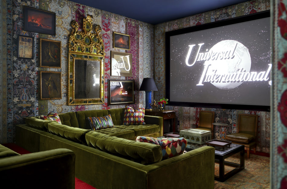 L.A screening room by Redd Kaihoi