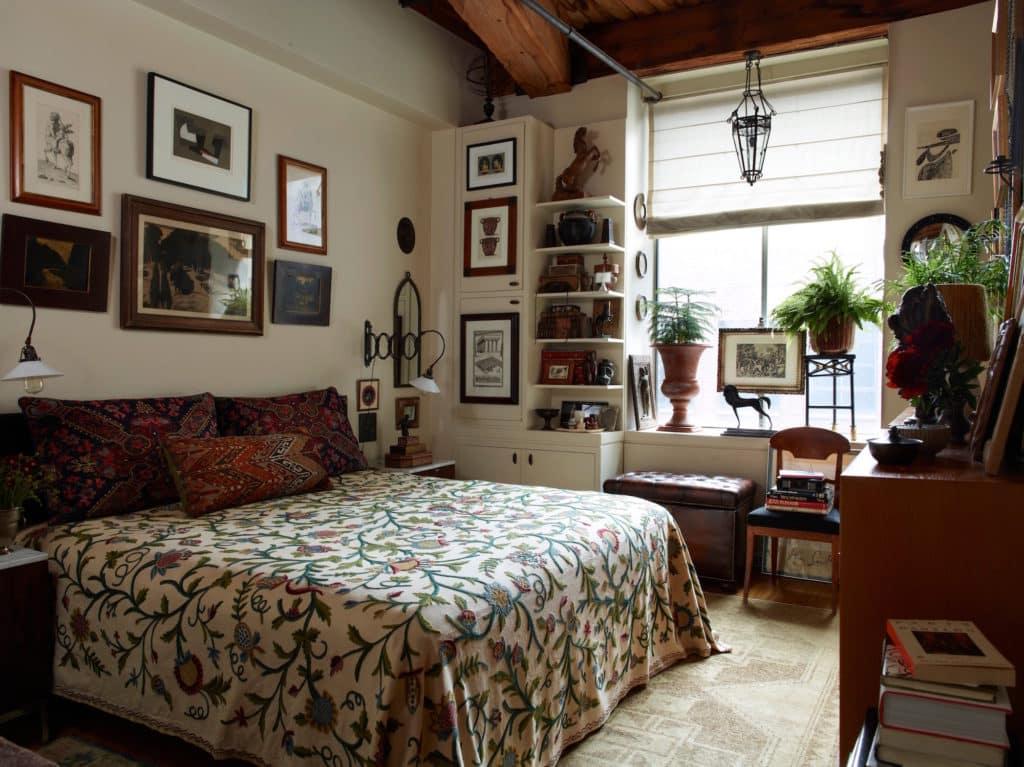 loft bedroom by Alexandra Loew