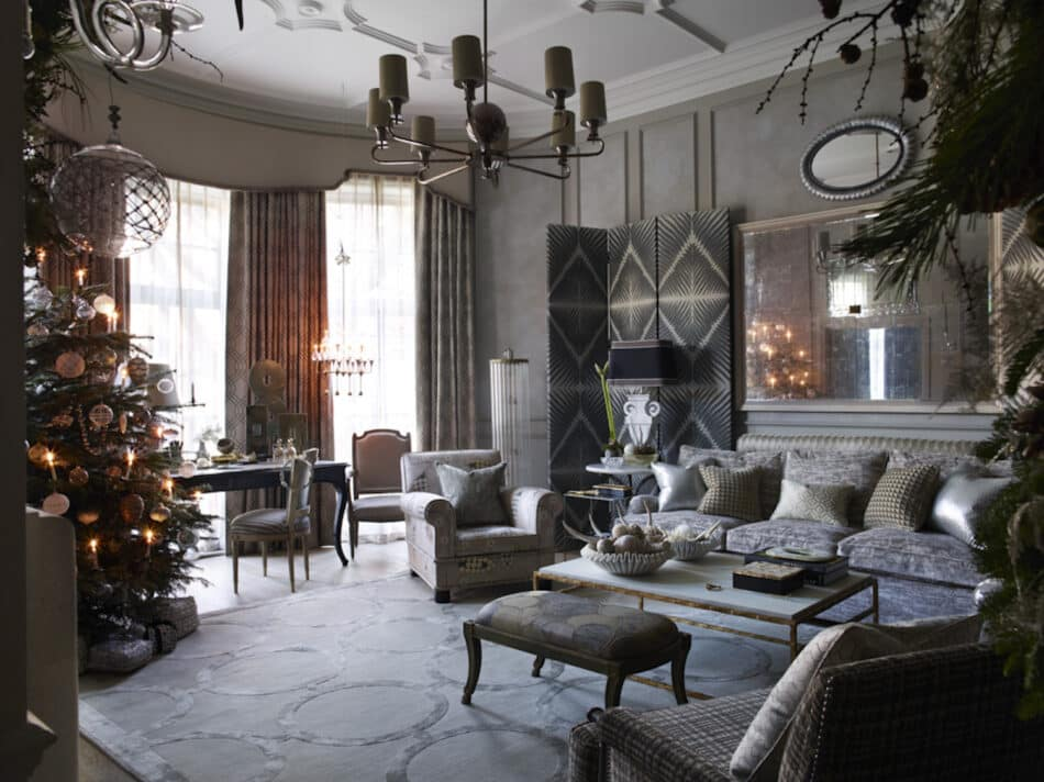 Living area in London