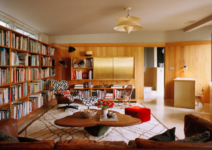 Image result for The Vintage Mid-Century Modern Living Room: