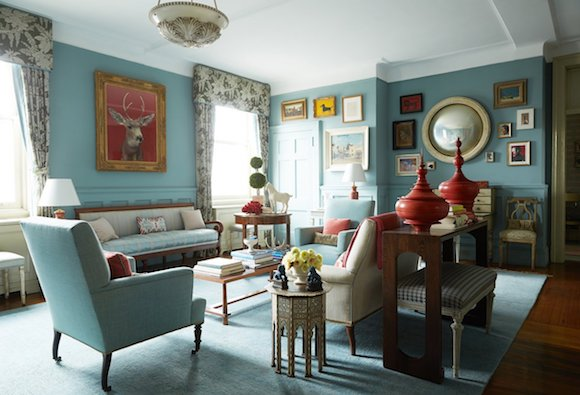 . How to Decorate with Jewel Tones   The Study
